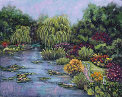Giverney - Marilyn Harris